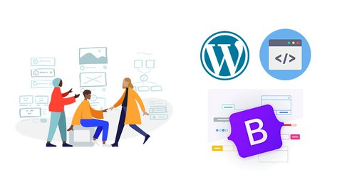 WordPress Theme Development Course with Bootstrap 5 (2021)