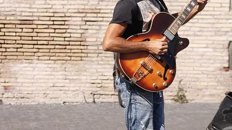 Jazz Guitar For Beginners Musicians