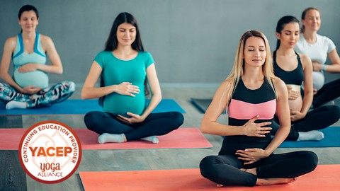 Pregnancy Yoga Teacher Training Certificate Course