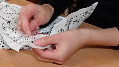 日本一ハードルの低い刺し子講座