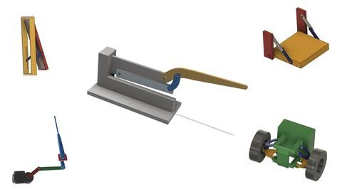 Basics of Mechanism design & analysis for Mechanical design