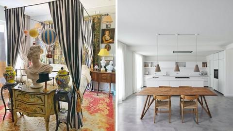 Minimalist vs. Maximalist Interior Design.