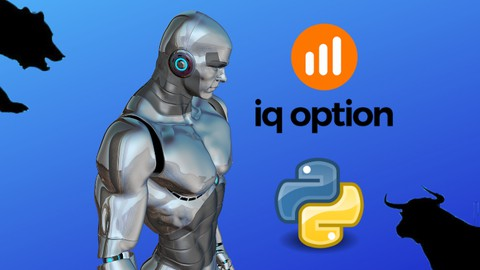 Crie Robôs para Opções Binárias: Python e IQ Option