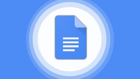 Google Docs 2021 Grundlagenkurs: Texte schreiben A-Z