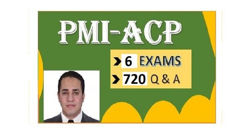 PMI Agile Certified Practitioner Exam Tests 2021 (PMI-ACP).