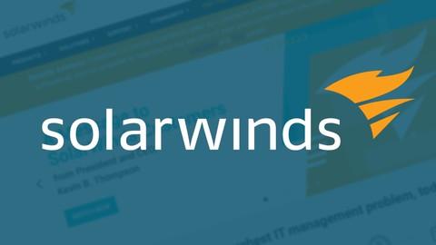 SolarWinds NPM Training Course | NCM | NTA | Full LAB