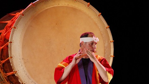 Learn to play the Shinobue, Course 2
