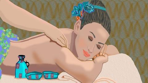 Massage 1-Devenez Praticien en Massage Ayurvédique Abhyanga