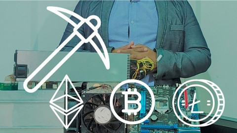 """Learn Cryptocurrency Mining """"Build a Rig - Install Miners"""""""