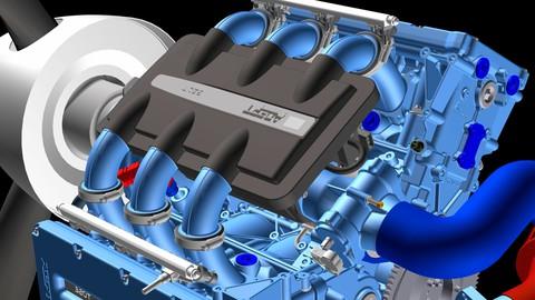 Solidworks,Siemens Nx ve Catia V5 Tasarım Geliştirme Eğitimi