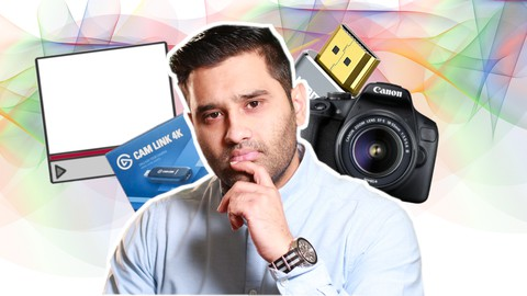 How to find and set up a camera for Live streaming