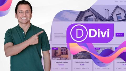 Crear una página web para Inmobiliaria con WordPress y Divi
