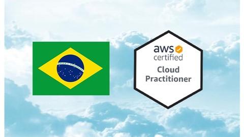 Certificação AWS Cloud Practitioner - Simulados em Português
