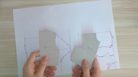 Pattern Drafting: Ladies Bodice Block