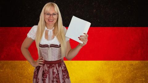 Немецкий B1 - 100% немецкий (с русскими субтитрами)