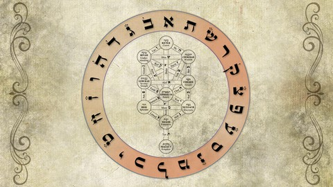 The Secrets of the Hebrew Alphabet - the Kabbalistic way