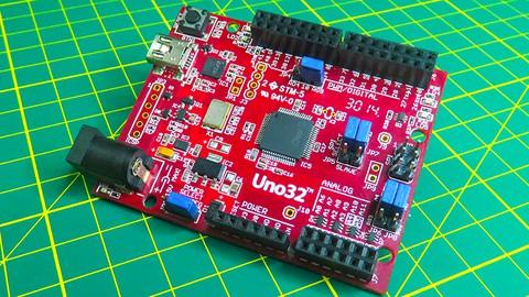 Microcontroladores PIC32 con chipKIT Uno32