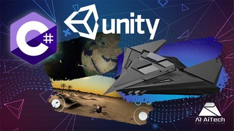 Unity , C# ile Sıfırdan Oyun Geliştirme (Mobil / PC)