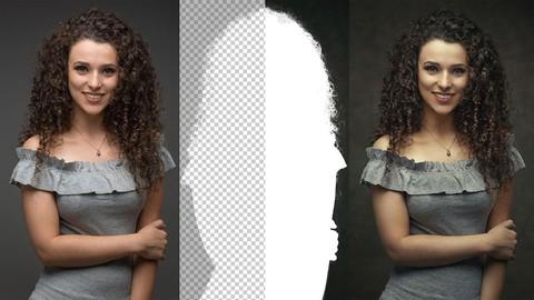 Retoque Digital para Retrato Clássico