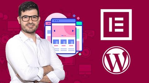 Crea landing pages que conviertan con WordPress y Elementor