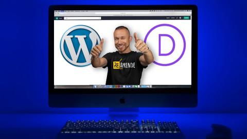 Creación de contenido en WP con Divi