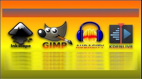 Mini Curso de Produção Audiovisual em Software Livre