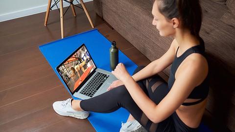 Фитнес дома без инвентаря (базовый)