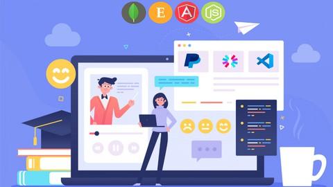 Angular: Proyecto LMS Cursos Online usando el stack MEAN