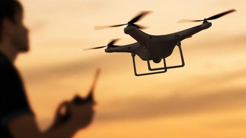 La regia nelle riprese con Drone