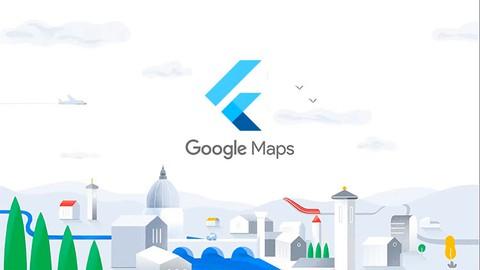 Flutter - Google Maps y Here maps API