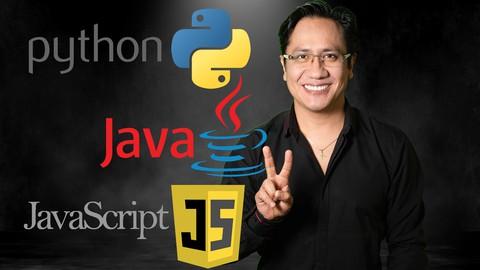 Universidad de Programación - Python, Java y JavaScript!
