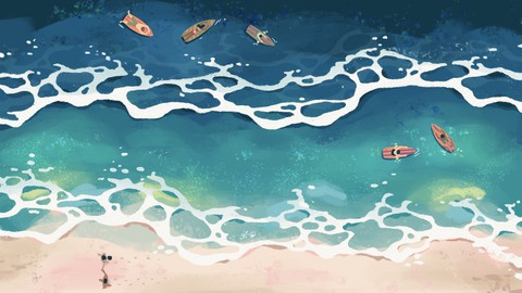 How to Paint Waves and Water
