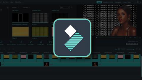 Wondershare Filmora - Full Editing Course
