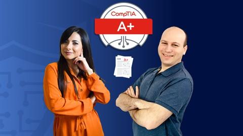 CompTIA A+ (220-1002) Exámenes de Practica (500+ preguntas)