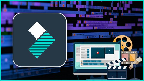 Filmora X & 9 Complete Video Editing Course (Updated 2021)