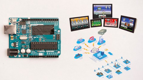 SCADA System Interface with Arduino