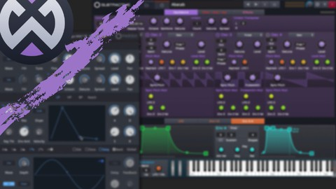Tracktion Waveform : The Complete Course Beginner To Advance