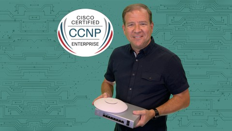 Complete CCNP ENCOR (350-401) Master Class