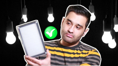 How to find and set up the best video lighting