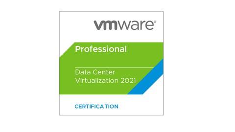 Professional VMware vSphere 7.X ,VCP-DCV 2021 (2V0-21.20)