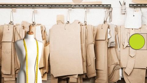 Pattern Maker For Fashion Design - Pattern Cutting