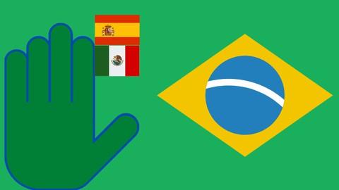 Portugués de Brasil sin esfuerzo - Curso 1 en español