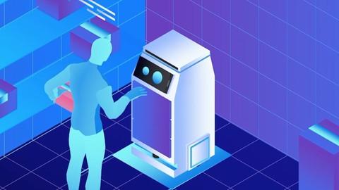 機器人大未來 UX design for Smart Robots (Basic)