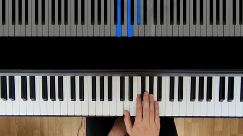 Quick Complete Piano Course For Beginners