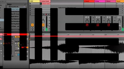 Electronic Music, Introduction to Ableton Live 10
