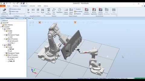 ABB Robot Studio