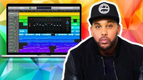 Music Production in Logic Pro x - Hip Hop Course Logic Pro x