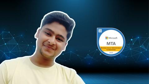 [NEW] MTA: 98-365 Server Administration Fundamentals 2021