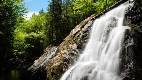 Photograph Waterfalls! With Pro Photographer Mark Hemmings