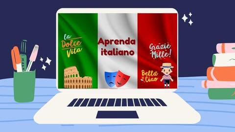 Aprenda italiano: de forma descomplicada e objetivamente!